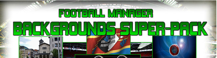 Backgrounds Football Manager 2019