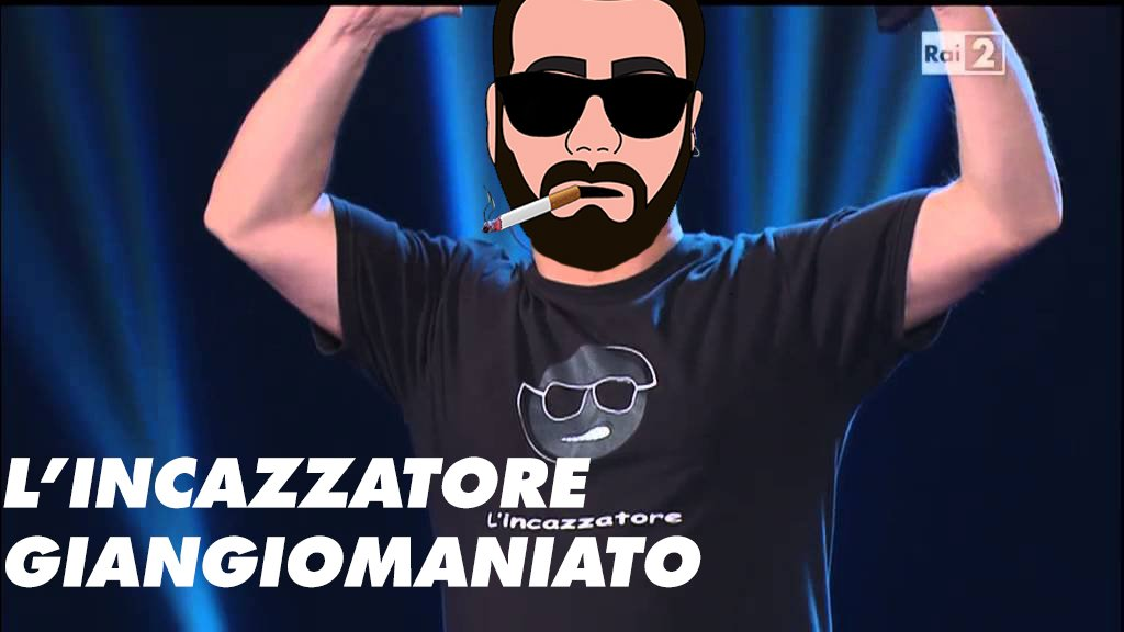 L'incazzatore Giangiomaniato Football Manager 2019