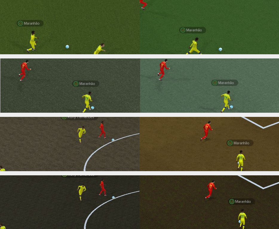 Realistic Textures Football Manager 2021