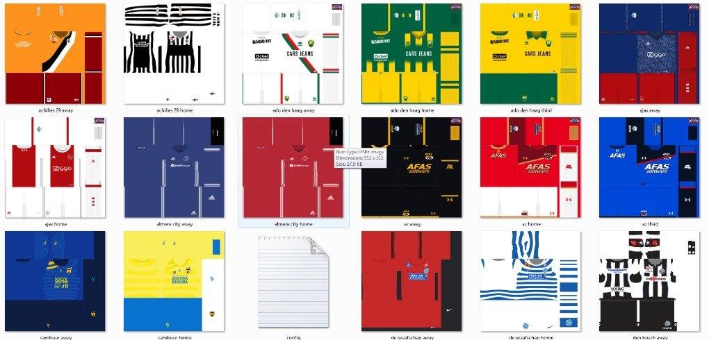 Installare kits3D Football Manager 2020
