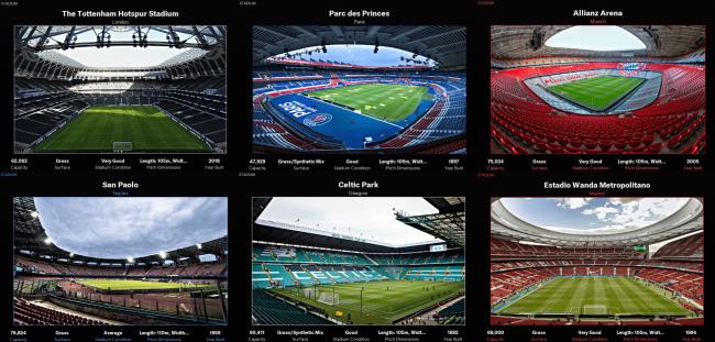 Stadium Megapack