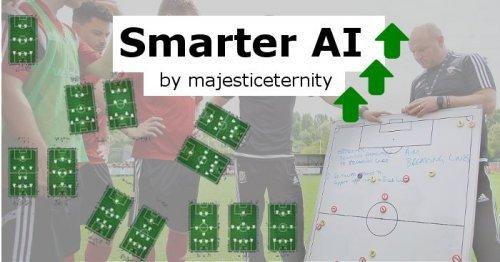 IA migliorata Football Manager 2020