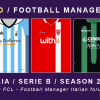 kits 3d serie b football manager 2021