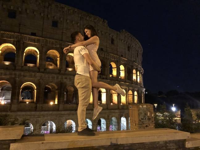 Burak a Roma