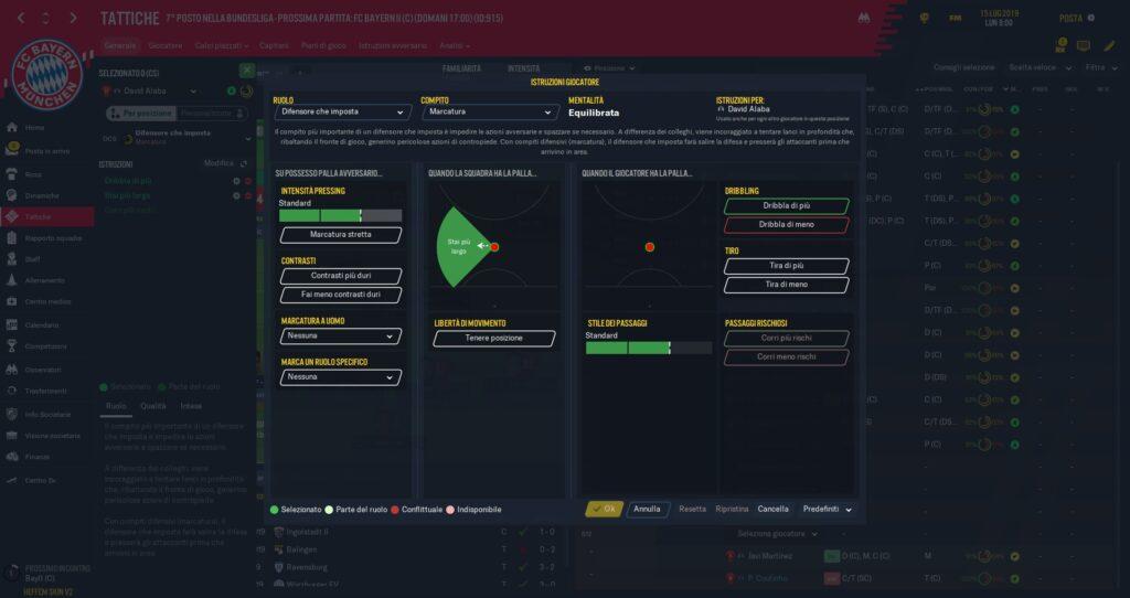 4312 Virgo Bayern Football Manager 2020
