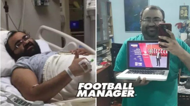 Football Manager come una medicina