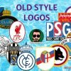 old style logos football manager 2021