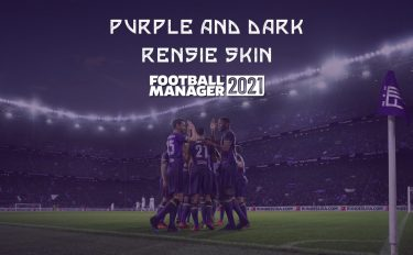 rensie skin football manager 2021