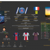 ssd gold skin football manager 2021