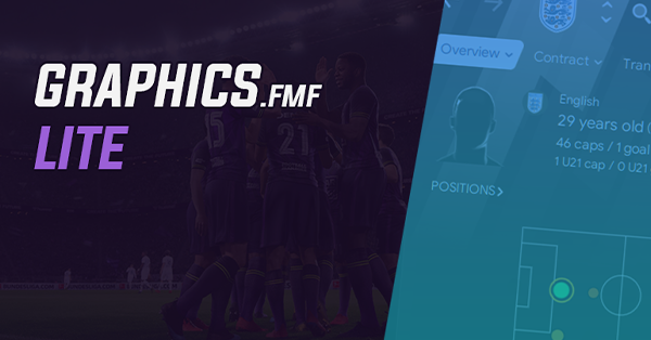 Graphics Lite Football Manager 2021