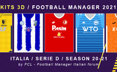 serie d football manager 2021